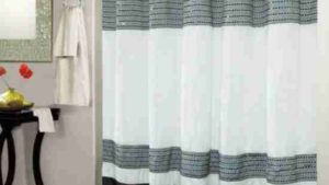 Best Black and White Shower Curtains