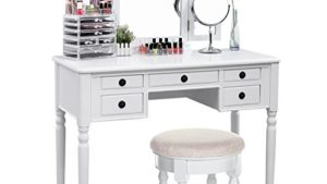 Best White Dresser with Mirror