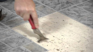 How to Remove Vinyl Floor Tiles from Concrete